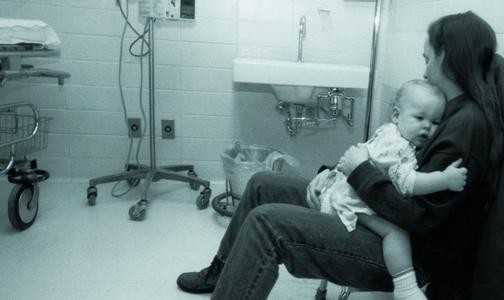 Петербургских детей с гемофилией оставили без экстренной медицинской помощи