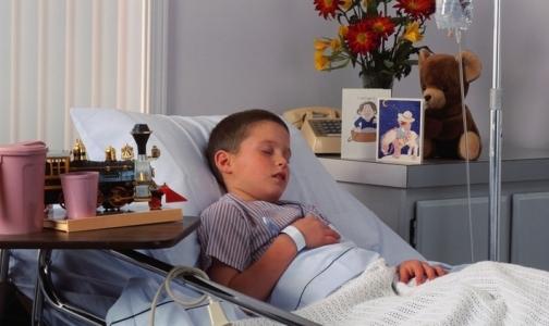 Комздрав Петербурга: В травматизме детей виновата лень родителей и плохое питание