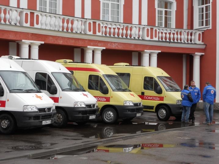 Больница Петра Великого готова принимать петербуржцев по экстренным показаниям