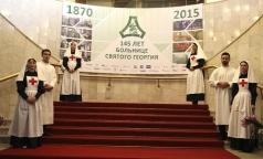 Губернатор Петербурга пообещал отремонтировать всю Георгиевскую больницу за 2-3 года