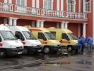 Фоторепортаж: «Больница Петра Великого готова принимать петербуржцев по экстренным показаниям»