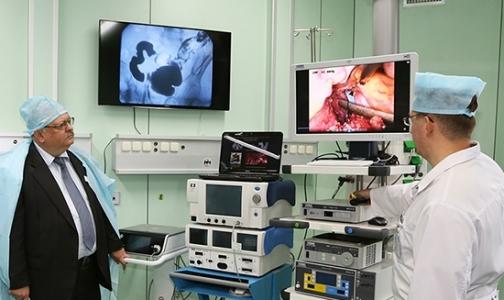 Военные хирурги Петербурга получили новые операционные