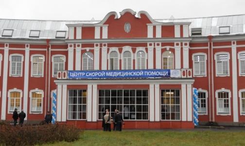 """Больница Петра Великого готова увеличить прием пациентов по """"Скорой"""""""