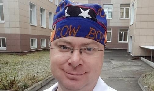 «Добрые доктора» выкладывают в соцсетях фото в забавных шапочках
