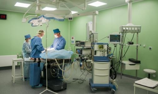 В Александровской больнице петербурженку прооперируют по-швейцарски