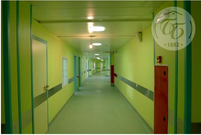 Новое здание больницы им. Боткина разрешено ввести в эксплуатацию