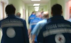 В реанимации Боткинской больницы спасают 11 человек с гриппом