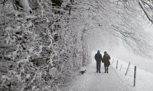 Петербургские врачи рассказали, как правильно гулять в морозную погоду