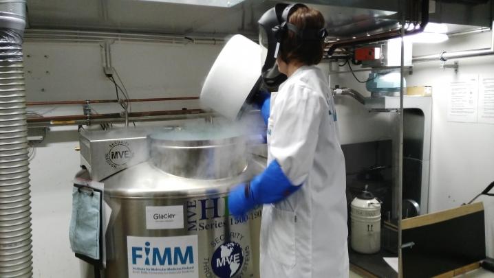 Биобанк Института молекулярной медицины Финляндии