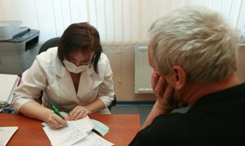 Врачи назвали главные факторы риска ранней смерти у петербуржцев