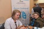 На акции «Дыши свободно» обследовались более 400 петербуржцев: Фоторепортаж