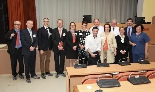 Университетская больница Хельсинки готова лечить петербуржцев