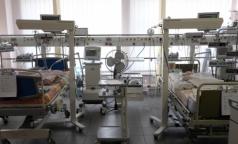 Александровская больница стала детским стационаром на полчаса