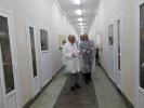 Посланник генсека ООН по ВИЧ проинспектировал Боткинскую инфекционную больницу: Фоторепортаж