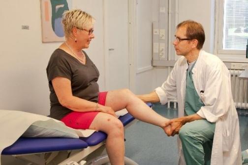 Быстрое восстановление после операции эндопротезирования по программе Rapid Recovery® в финской клинике