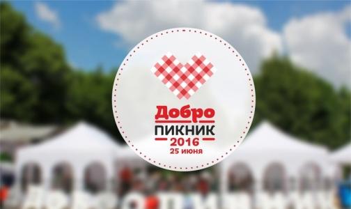 В Некрасовском саду пройдет «Добропикник»