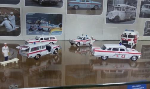 В Петербурге открылся музей истории скорой помощи