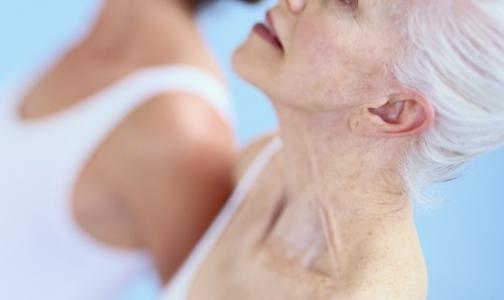 Петербургские врачи обследуют женщин на рак груди по-фински