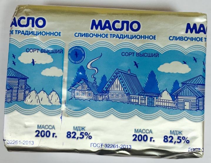 В петербургских магазинах обнаружили пять марок поддельного сливочного масла