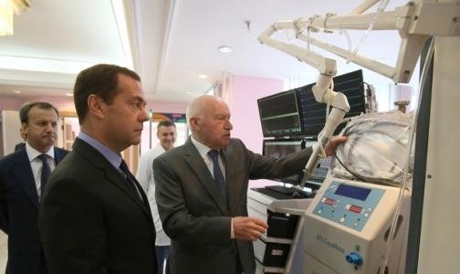 В России могут принять закон о трансплантации сердца детям