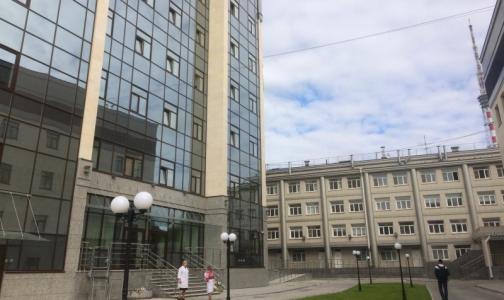 В Петербурге завершилась многолетняя реконструкция НИИ детских инфекций