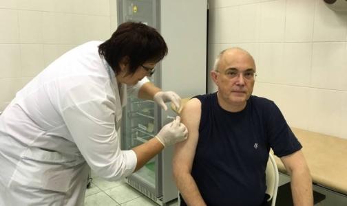 Для прививочных кабинетов Петербурга установили единый график