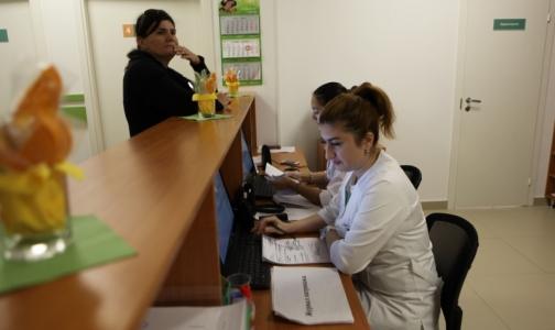 В Невском районе открыли Центр семейной медицины