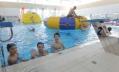 В Кировском районе открыли новый бассейн