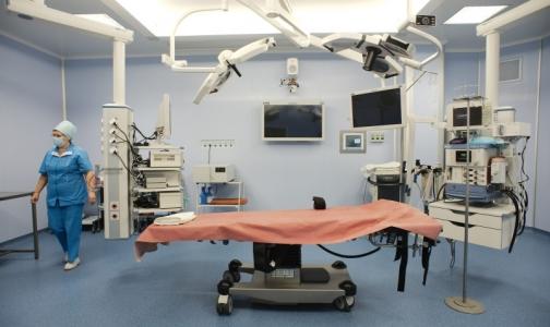 В Петербурге запись на госпитализацию через поликлинику заработает к концу года