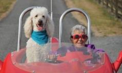 90-летняя женщина вместо лечения рака выбрала путешествие