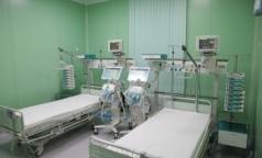 В Детской больнице имени Раухфуса расширили отделение реанимации