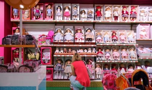 Родителям помогут выбрать безопасный подарок ребенку к Новому году