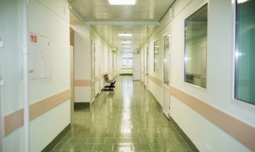Педиатрический университет показал отремонтированные отделения