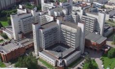 Петербургская больница хочет запустить производство растворов и питания «на вынос»