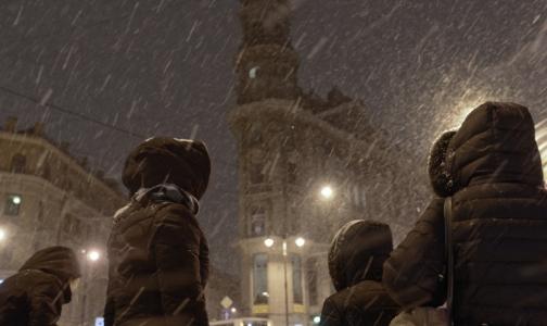 В НИИ скорой помощи спасают первых жертв холодов