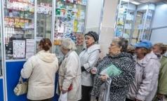 В очереди за тест-полосками петербуржцы дрались и спасали умирающего