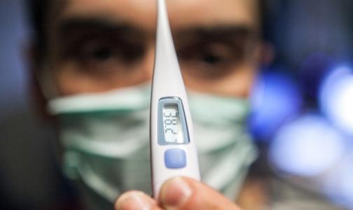 В Петербурге превышен эпидемический порог по ОРВИ и гриппу