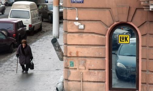 Число погибших гололеда вПетербурге занеделю исчисляется сотнями