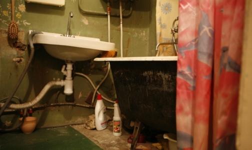 Врачи: Прием ванны стал опасным занятием для пожилых петербурженок