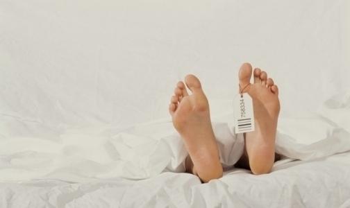 В Петербурге зарегистрирована первая смерть от гриппа