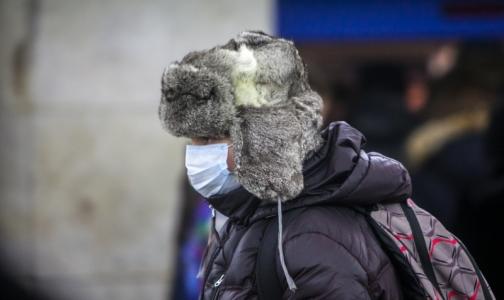 Заболеваемость гриппом и ОРВИ в Петербурге снизилась почти на 70