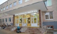 В Калининском районе после капремонта открыли детскую поликлинику