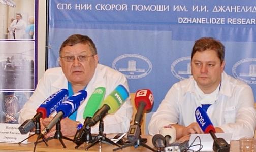 Институт им. Джанелидзе ждет начала строительства отделения экстренной помощи