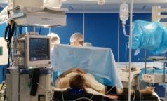 Больница Святого Георгия получила госзадание на эндопротезирование коленных суставов