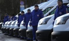 Счетная палата: Регионы получили новые машины скорой помощи не по потребностям