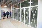 В новом корпусе Мариинской больницы заканчивают отделочные работы: Фоторепортаж