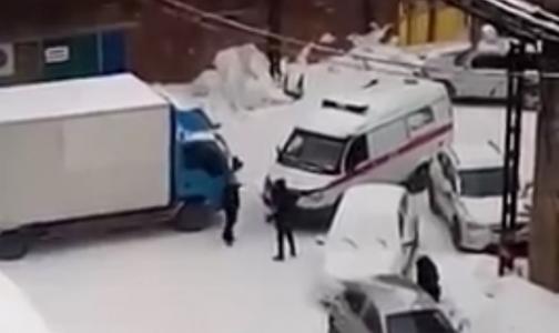 В Новосибирске наказали водителя ненастоящей «Скорой»