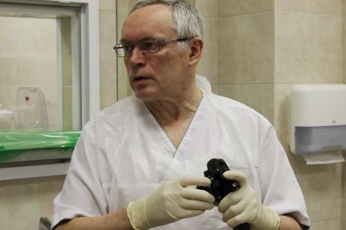 Эндоскопия: Заглянуть внутрь человека и избавить от болезни