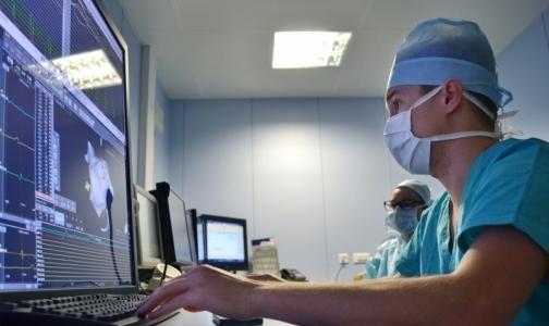 Сибирские кардиохирурги разработали сверхточный метод лечения аритмии