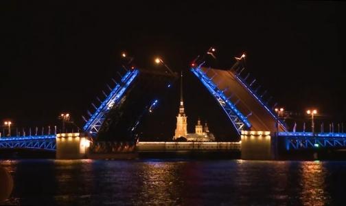 «Синие» Дворцовый мост и ТЮЗ напомнят петербуржцам об аутизме